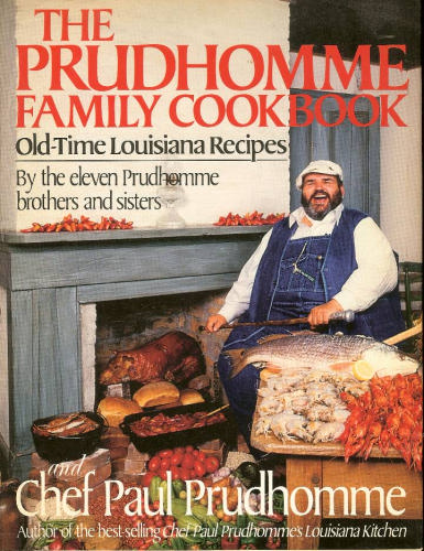 Cajun cookbook
